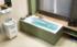 Ванна акриловая прямоугольная Santana 150х70, белая, без ножек, уценка (царапины) фото
