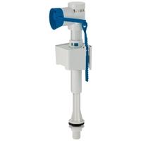 Впускной клапан для бачка унитаза Impuls Basic тип 340, подвод снизу G3/8, ниппель пластиковый