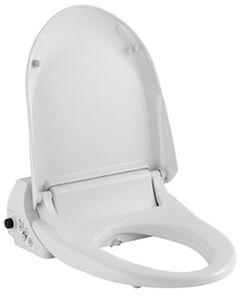 Сиденье для унитаза с микролифтом с гигиеническим душем Geberit AquaClean 4000 (биде, водонагреватель), белое фото