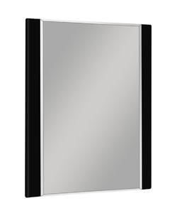 Зеркало Ария 65 черный глянец фото