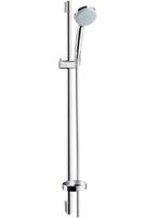 Душевая стойка (душевой гарнитур со штангой) Croma 100 Vario, штанга 900 мм, с мыльницей хром