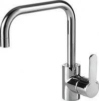 Смеситель для кухни и кухонной мойки Stream с высоким поворотным изливом однорычажный