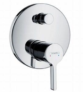 Смеситель для ванны Metris S, встраиваемый фото
