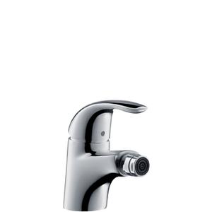Смеситель для биде с донным клапаном Focus E, хром фото