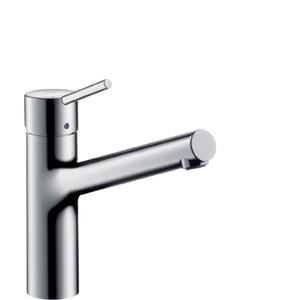 Смеситель для кухни и кухонной мойки с литым изливом Talis S однорычажный фото