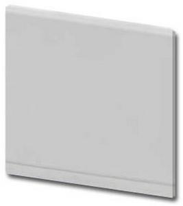 Экран боковой для акриловой ванны Hall 170х75, левый фото
