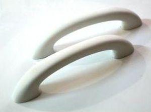 Ручки полиуретановые белые для ванны Тритон фото