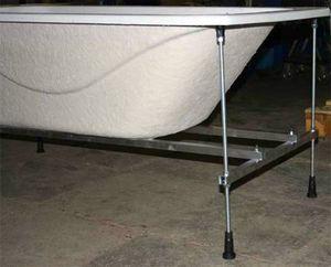 Каркас облегченный алюминиевый для монтажа ванн Тритон серии Стандарт-130 фото