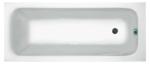 Ванна акриловая прямоугольная Line 160x70х45 (каркас отдельно)