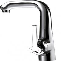 Смеситель для умывальника с высоким изливом Waterfall однорычажный без донного клапана, хром