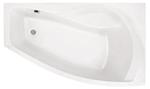 Ванна акриловая угловая асимметричная Майорка XL 160х95, правая, белая, без ножек