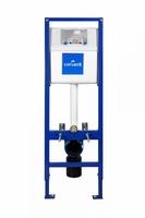 Инсталяция для подвесного унитаза Link Pro, узкая 39,5 см, высота монтажа 1,2 м, без кнопки
