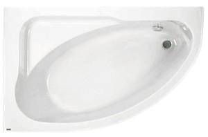 Ванна акриловая угловая асимметричная Spirit 163х104 см. левая, с каркасом и сифоном, без экрана фото