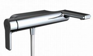 Смеситель для ванны одноручковый настенный Атитюд, без аксессуаров, хром фото
