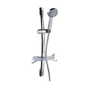 Душевая стойка (душевой гарнитур со штангой) Comfort, штанга 720 мм., диаметр лейки 103 мм. фото