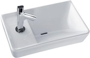 Раковина рукомойник подвесной или для установки с мебелью Reve 45х28,5 см фото