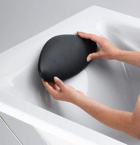Подушка полиуретановая для акриловых ванн Jacob Delafon, черная фото