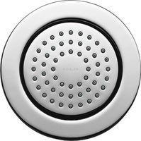 Форсунка душа боковая круглая Watertile, 54 выпускных отверстия, хром