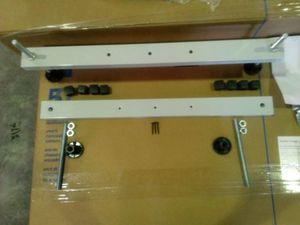 Ножки (комплект) для ванны акриловой прямоугольной Odeon Up 170x75 см фото