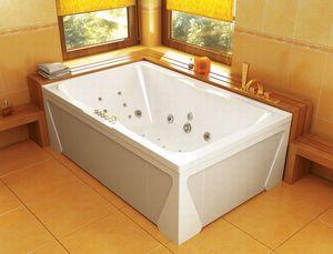 Ванна акриловая прямоугольная Соната 1800х1150х610 (ванна, каркас, слив-перелив автомат) фото