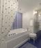Ванна акриловая прямоугольная Александрия 1600х750х630 (ванна, каркас, слив-перелив автомат) фото