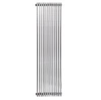 Полотенцесушитель радиатор водяной в форме лестницы Гарда (Гармония) П13 400х1400, нижнее подключение