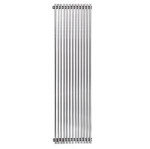 Полотенцесушитель радиатор водяной в форме лестницы Гарда (Гармония) П13 400х1400, нижнее подключение фото