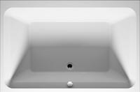 Ванна акриловая прямоугольная Castello 180х120 см