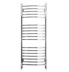 Полотенцесушитель водяной в форме лестницы Классик Люкс П18 500х1330, 18 полок, нижнее подключение, м.о. 500 фото