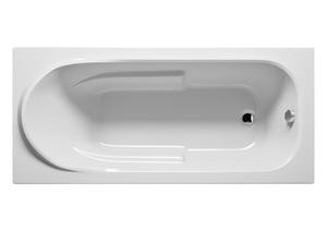 Ванна акриловая прямоугольная Columbia 160х75 см фото