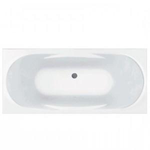 Ванна акриловая прямоугольная Ecliptica 180х80 см.,с каркасом, сифоном, без экрана фото