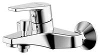 Смеситель для ванны Line с коротким изливом без душа