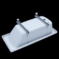 Комплект простых ножек для монтажа ванн 1ACReal