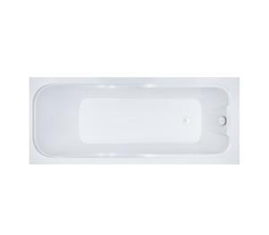 Ванна акриловая прямоугольная Джулия 1600х700х560 (ванна, каркас, слив-перелив автомат) фото