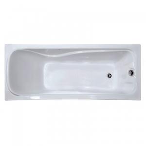 Ванна акриловая прямоугольная Кэт 1500х700х560 (ванна, каркас, слив-перелив автомат) фото