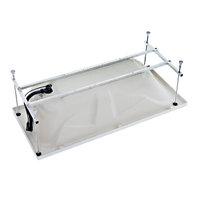 Каркас стальной оцинкованный для установки ванн Тритон Стандарт, Ультра длиной 120, 130, 140 см