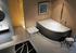 Ванна акриловая угловая асимметричная Lyra 153х100 см, Правая (без ножек) фото