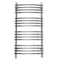 Полотенцесушитель водяной в форме лестницы Марио П16 500х1030, 16 полок, нижнее подключение, м.о. 500