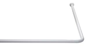 Карниз для ванны Мишель 170х96 см белый фото