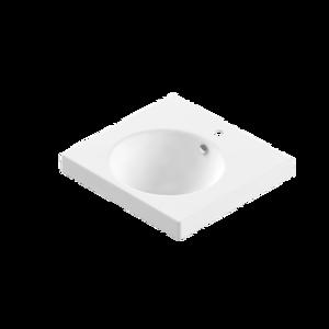 Раковина умывальник Next 50х46,2 см без кронштейна, белый фото