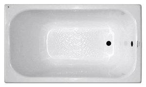 Ванна акриловая прямоугольная Стандарт 120 (размер 120х70х61) (ванна без ножек) фото