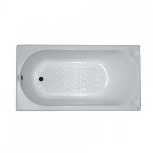 Ванна акриловая прямоугольная Стандарт 130 (размер 130х70х57,5) (ванна без ножек) фото