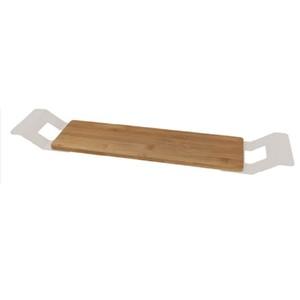 Полочка бамбуковая для акриловой ванны Still Square фото