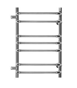 Полотенцесушитель водяной в форме лестницы Стандарт П7 500х830, 7 полок, боковое подключение, м.о. 600 фото