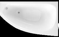 Ванна акриловая угловая асимметричная Style 160х96, Правая, каркас и панель приобретаются отдельно