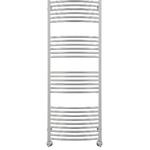 Полотенцесушитель водяной в форме лестницы Классик П27 500х1400 (9-6-6-6), нижнее подключение