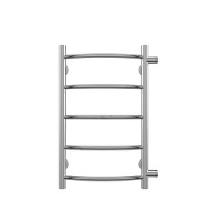 Полотенцесушитель водяной в форме лестницы Классик П5 400х630, 5 полок, боковое подключение, м.о. 500 (без углов подключения) фото