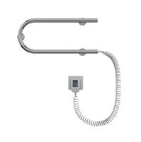 Полотенцесушитель электрический П-образный 600x200 сухой ТЭН