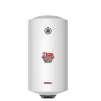 Водонагреватель накопительный электрический круглый Praktik 100 V, бак нержавеющая сталь, вертикальный, настенный, белый, 2,5 кВт (151 008)